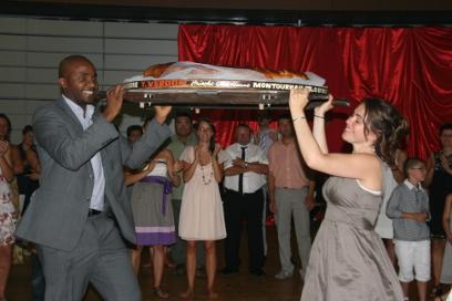 danse de la brioche - Dj Mariage Vende