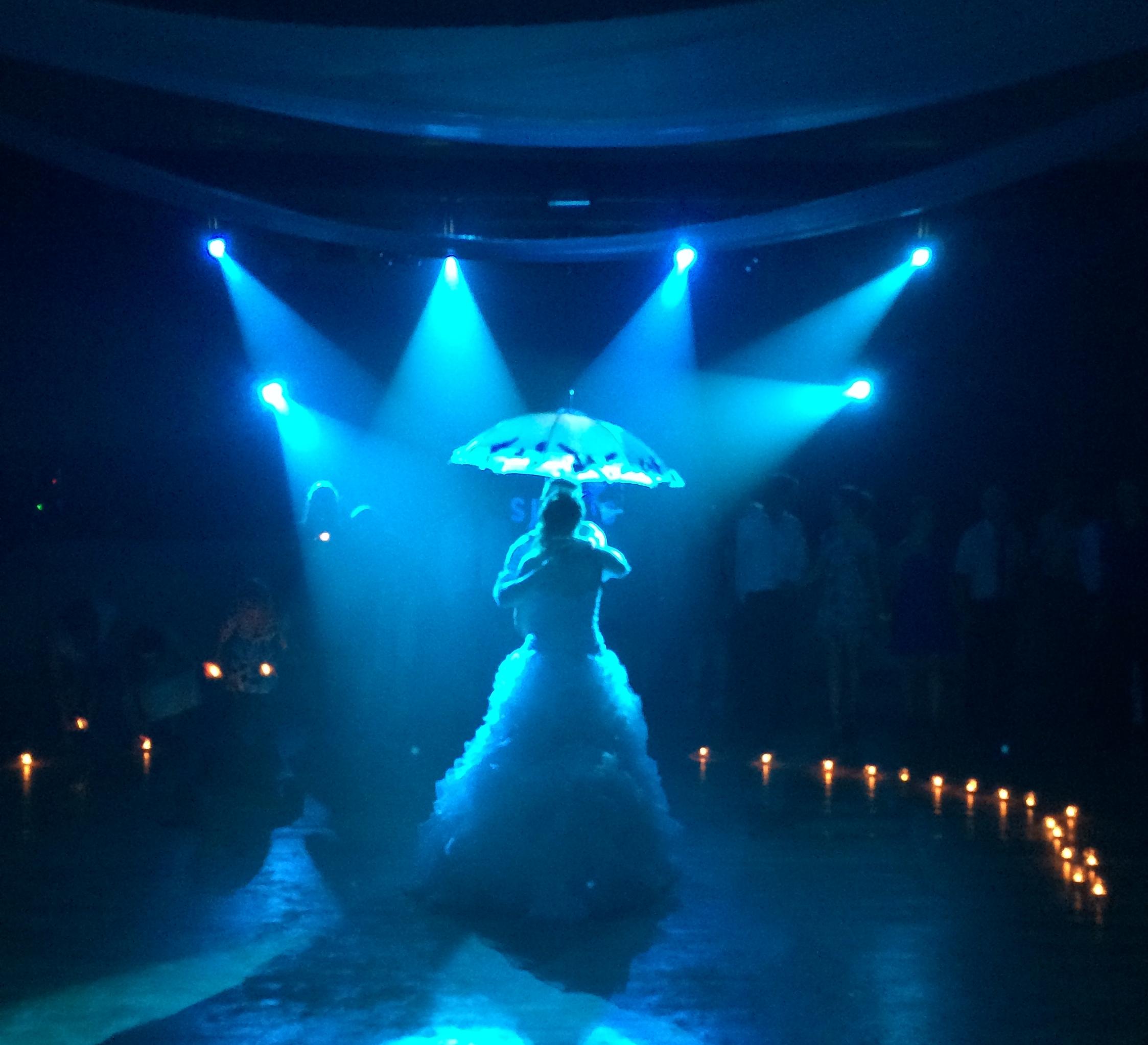 danse du parapluie - Dj Mariage Vende